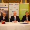 Parteneriat Romtelecom – Cosmote – BCR