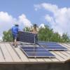 Panouri fotovoltaice pentru case izolate