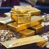Preţul aurului în 2013, la cea mai abruptă scădere în 32 de ani