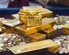 Aurul, la cel mai scăzut nivel din ultimii șase ani