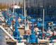 Importurile de gaze au crescut cu 14% la patru luni