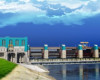 Hidroelectrica atractivă