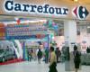 Carrefour vrea să renunţe la 3.000 de angajaţi