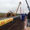 Începe a doua etapă a interconectorului de gaze Iaşi-Ungheni-Chişinău
