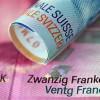 Banca Naţională a Elveţiei câştigă miliarde din ratele negative ale dobânzii