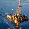 O platformă românească sapă după petrol în apele Rusiei