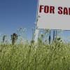 Primul pas pentru amendarea Legii vânzării terenurilor