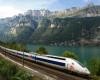 Elvețienii, campioni la călătoriile cu trenul