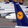 200 de zboruri Lufthansa anulate, din cauza grevei piloților
