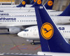 Personalul de bord al Lufthansa intră iar în grevă