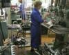 Producţia industrială a crescut cu 7,4% în primele nouă luni