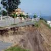 Faleza Mării Negre se reface cu bani de la Fondul pentru mediu