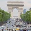 Maşinile diesel vechi, interzise și în apropierea Parisului