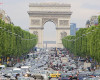 Vehiculele diesel, interzise în Paris începând din 2020