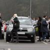 Actorul Robert Pattinson conduce Dacia Duster