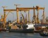 Două feriboturi vor fi construite la Șantierul Naval Damen Mangalia