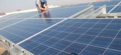 E.ON a inaugurat cel mai mare sistem fotovoltaic de pe acoperiș din Europa