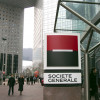 Societe Generale, venituri în scădere