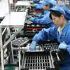 Producţia industrială a Chinei, la cel mai lent ritm de creştere în 17 ani