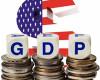 Economia SUA a scăzut cu 4,8% în primul trimestru