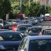 Înmatriculările de mașini scumpe au scăzut cu 65%