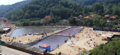 CE Oltenia deschide zona de agrement din stațiunea balneo Săcelu