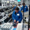 Afacerile din industrie au crescut cu 13% la zece luni