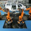 Producţia industrială a urcat cu 4,6% la șapte luni