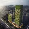 Turnuri eco în poluata Chină