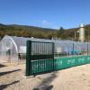 Prima seră de spirulină cu energie geotermală