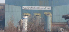 ArcelorMittal Hunedoara suspendă producţia
