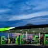 Vânzările retail în volume de carburant MOL în România au fost stabile