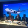 Tarom a semnat contractul pentru cinci avioane noi Boeing 737-MAX 8
