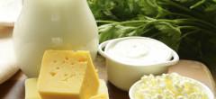 Laptele, de bază pentru români