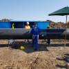Transgaz a început să monteze conductele turceşti pentru BRUA