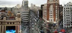 Madridul, capitala cu cel mai poluat aer