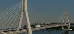 Liberty Galaţi livrează oţel pentru noul pod peste Dunăre