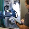 Densitatea roboților din industrie a crescut în trei ani în România cu 70%
