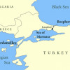 Canal între Marea Neagră şi Marea Marmara