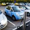 Sub 1% din maşinile înmatriculate în UE sunt electrice sau hibride