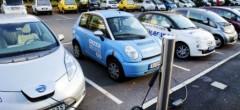 Alianță Ford-Volkswagen-Amazon pentru o reţea de staţii de încărcare maşini electrice