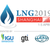 LNG2019 la Shanghai