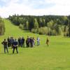 Un parc de aventură se construieşte la Borsec