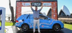 Cea mai lungă călătorie cu o mașină electrică: 101.000 km
