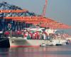 Cele mai mari porturi europene de mărfuri: Rotterdam, Anvers şi Hamburg