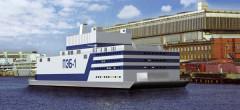 Prima centrală nucleară plutitoare va traversa Oceanul Arctic