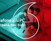 Vodafone începe integrarea UPC