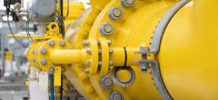 România a importat 1,116 milioane tep de gaze