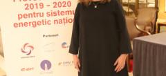 """Anca Dragu, director general adjunct al Grupului E.ON în România, """"La o cafea cu Gabi Moroianu"""""""