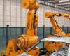 Țării cât mai mulți roboți! Industriali.